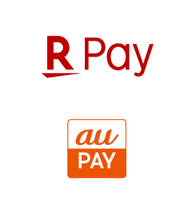 楽天pay、aupay